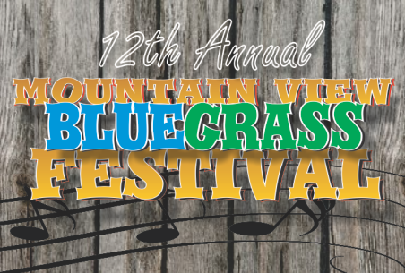 12th Annual Fall Mountain View Bluegrass Festival
