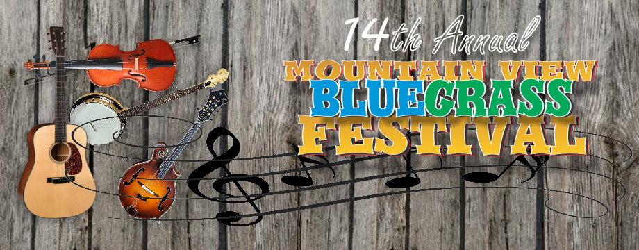 Mountain View Bluegrass Festival Fall 2016