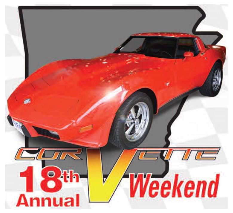 Hot Springs Corvette Weekend 2016