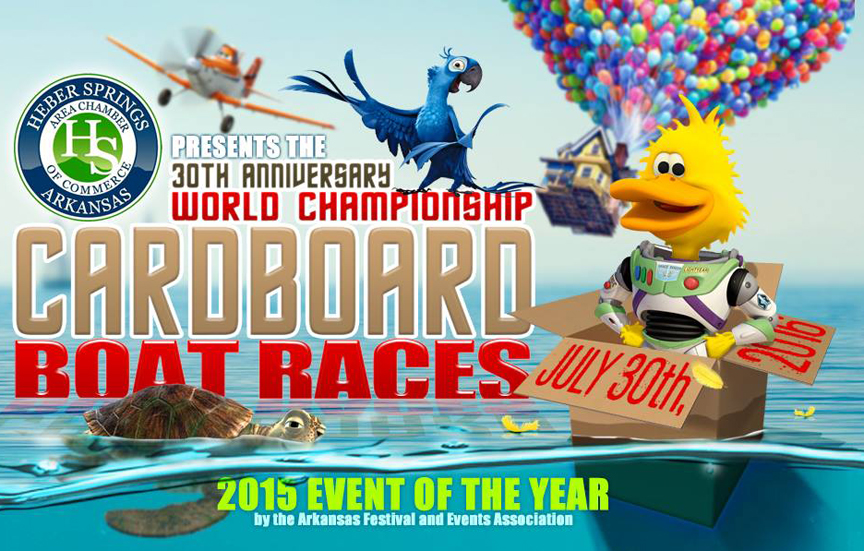 2016 World Championship Cardboard Boat Races