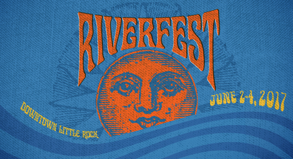 Little Rock's Riverfest 2017