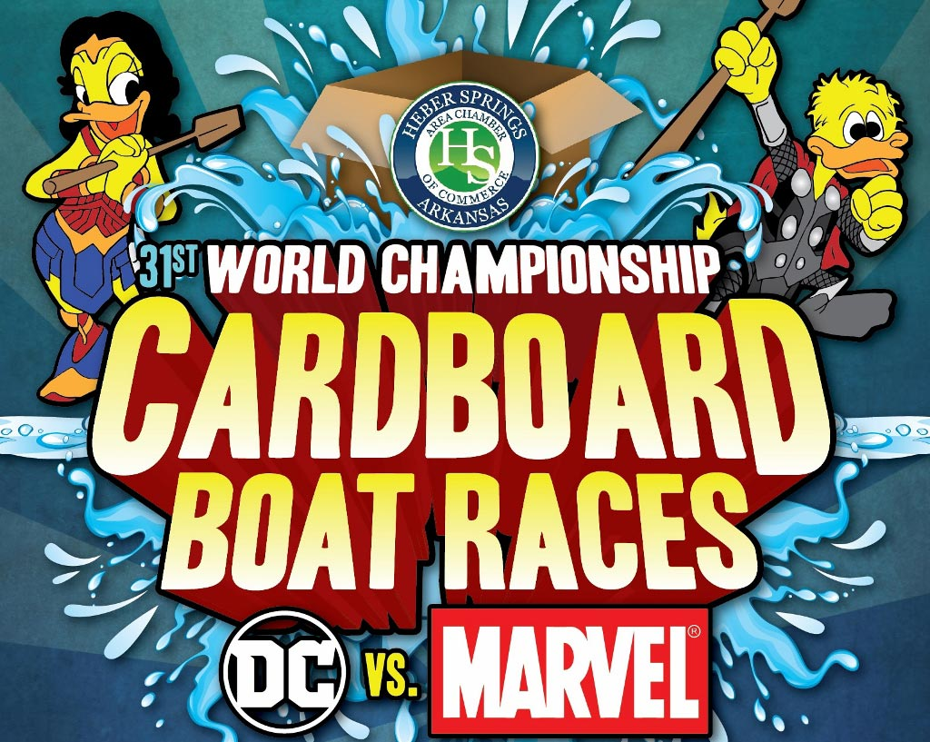 World Championship Cardboard Boat Races 2017
