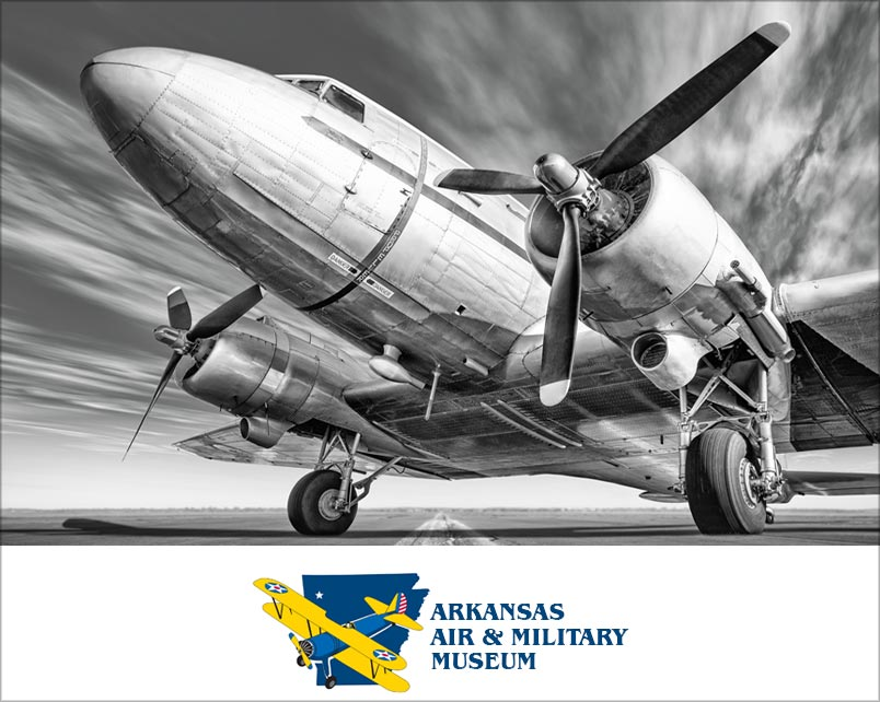 Arkansas Air & Military Museum in Fayetteville, AR