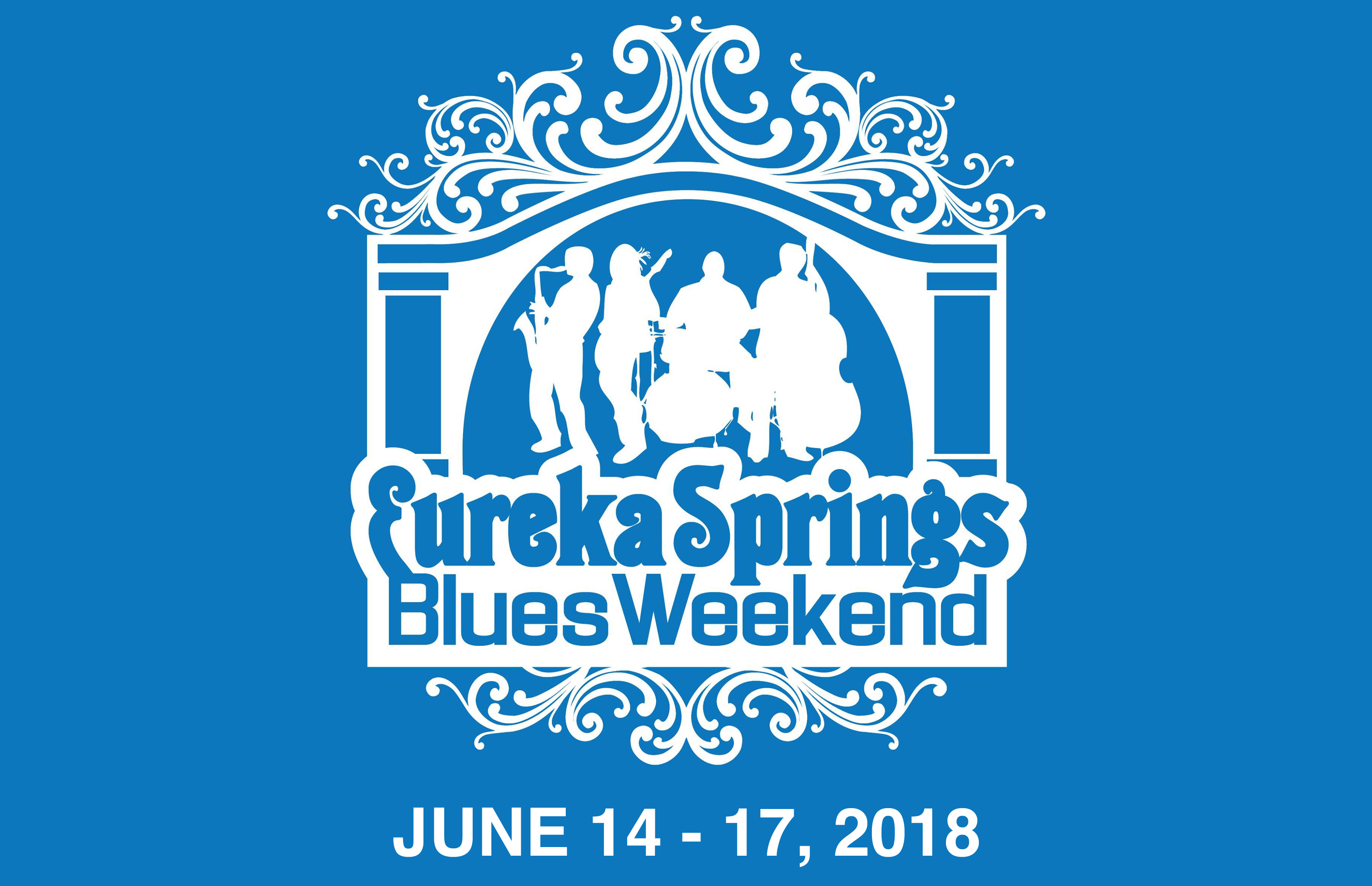 Eureka Springs Blues Weekend 2018
