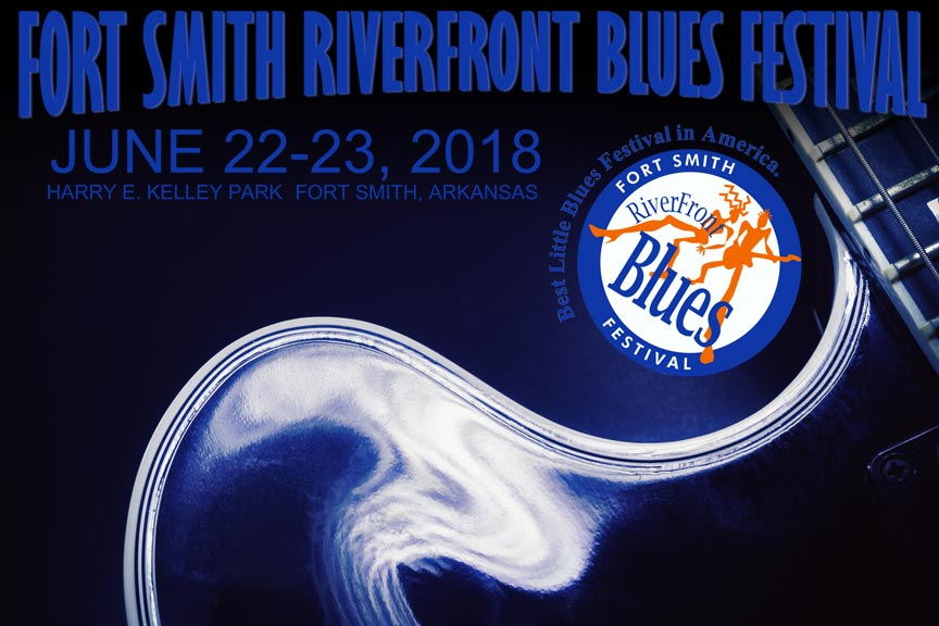 Fort Smith Riverfront Blues Festival 2018