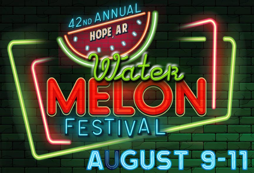 2018 Hope Watermelon Festival