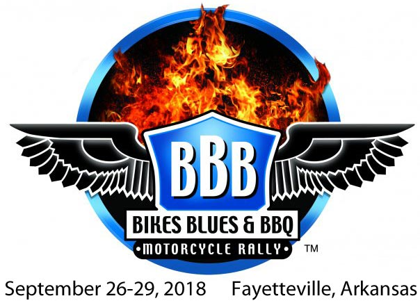 Bikes Blues and BBQ 2018