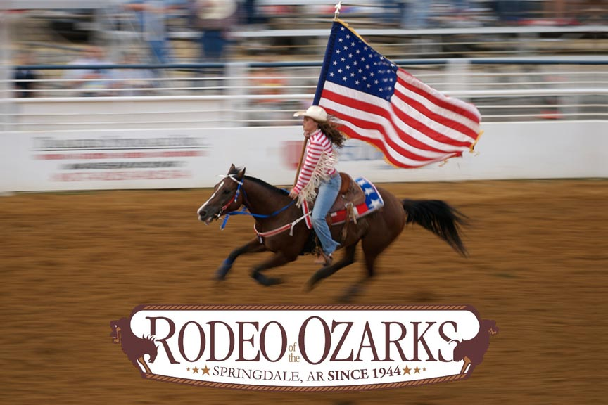 Rodeo of the Ozarks 2019