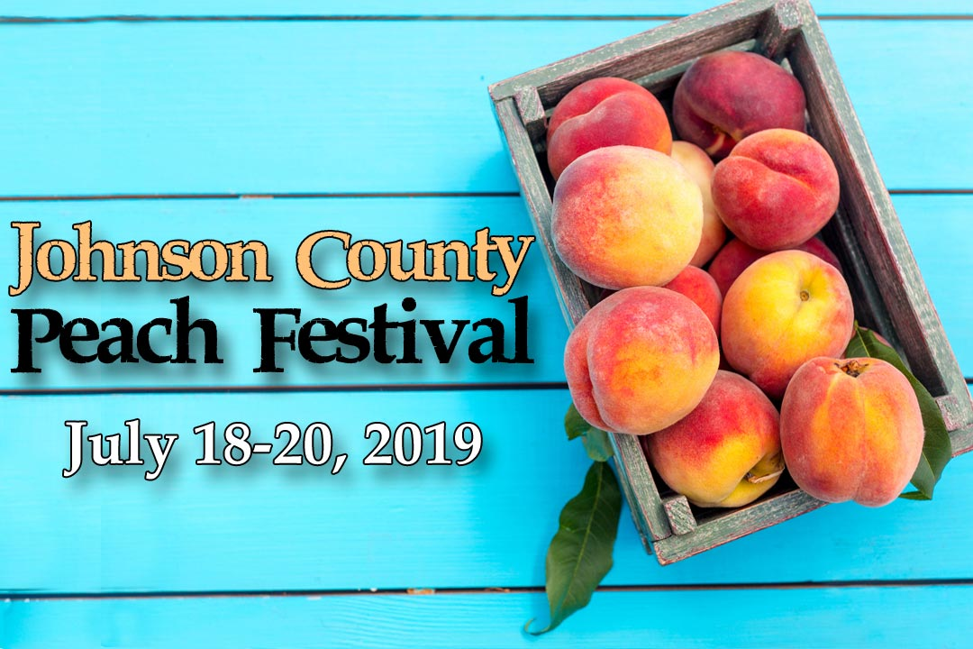 Johnson County Peach Festival 2019