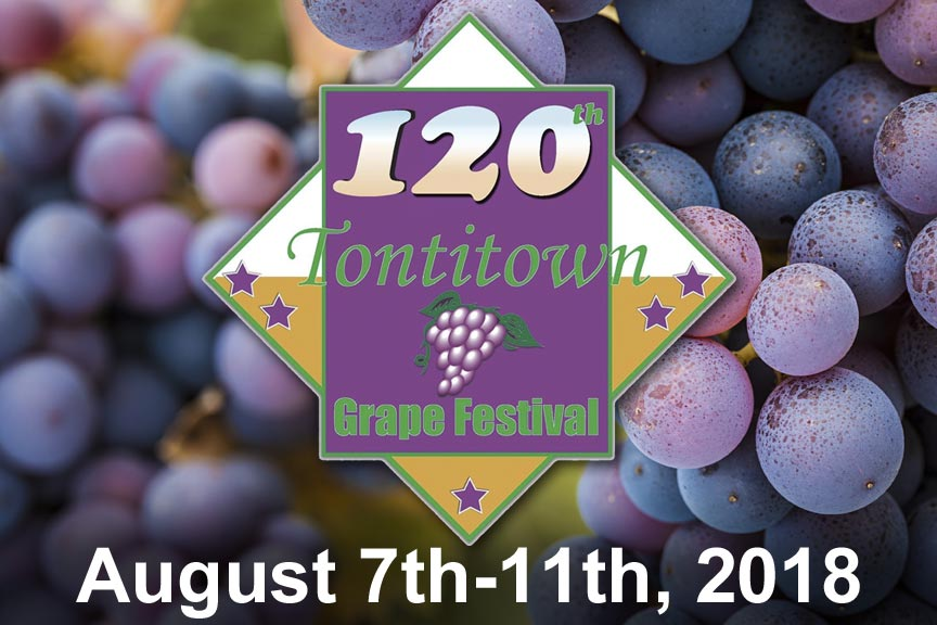 Tontitown Grape Festival 2018